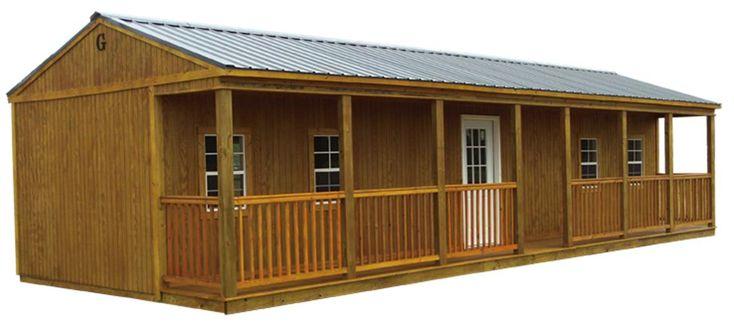 Storage Buildings: Graceland Storage Buildings