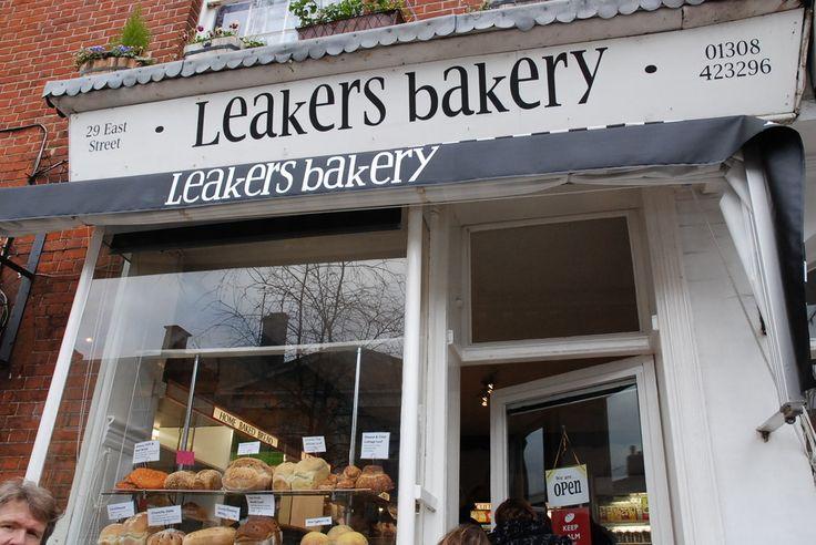 Leakers bakery, Bridport