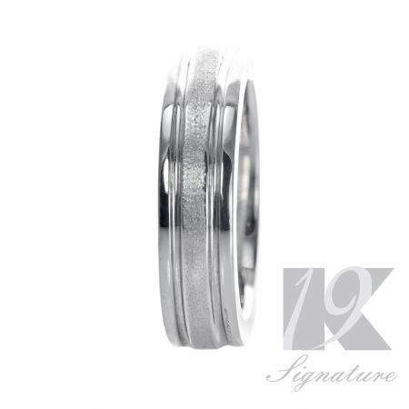 This elegant and astonishing 19K hand crafted band, signifies the meticulous craftsmanship and attention to detail that distinguishes every piece in the 19K Signature Series Collection.Custom orders are welcome!  19K Manufacturing Process: 4- 6 weeks  http://darcymcmanus.com