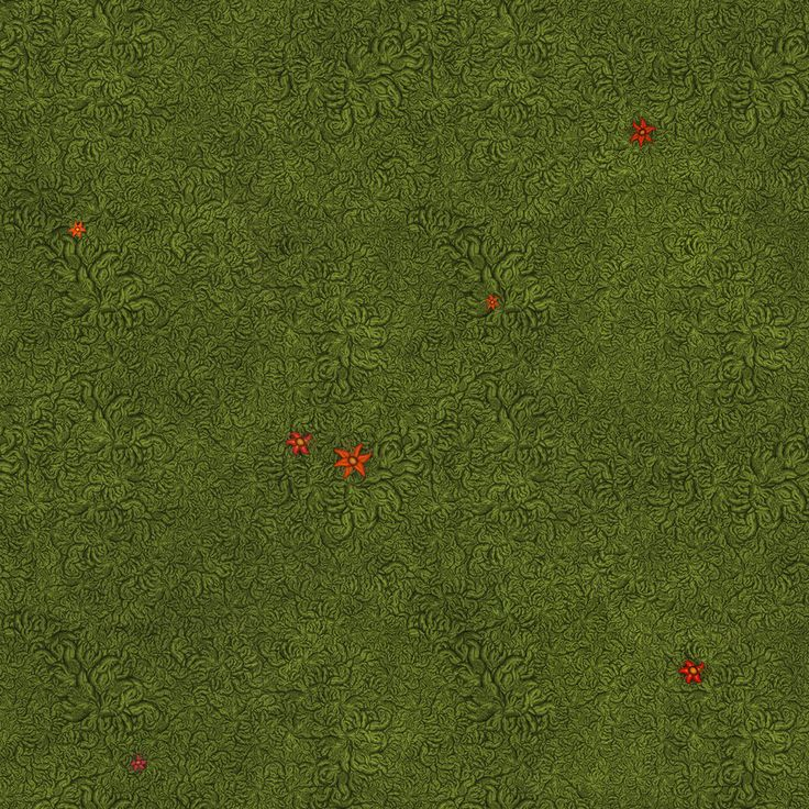 hand painted grass tiling texture