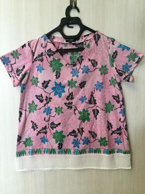 Jual Blouse/atasan Batik  Baru | Sweater / Pakaian Hangat Wanita Model Terbaru Murah |  Bukalapak