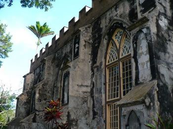 Historic Churches of Barbados - St.John Parish Church
