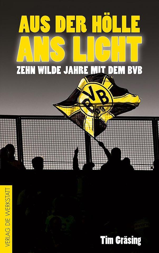 Und das ist sein Buch: Eine Dekade mit der Dortmunder Borussia, von der Fast-Insolvenz bis zum nationalen Double.
