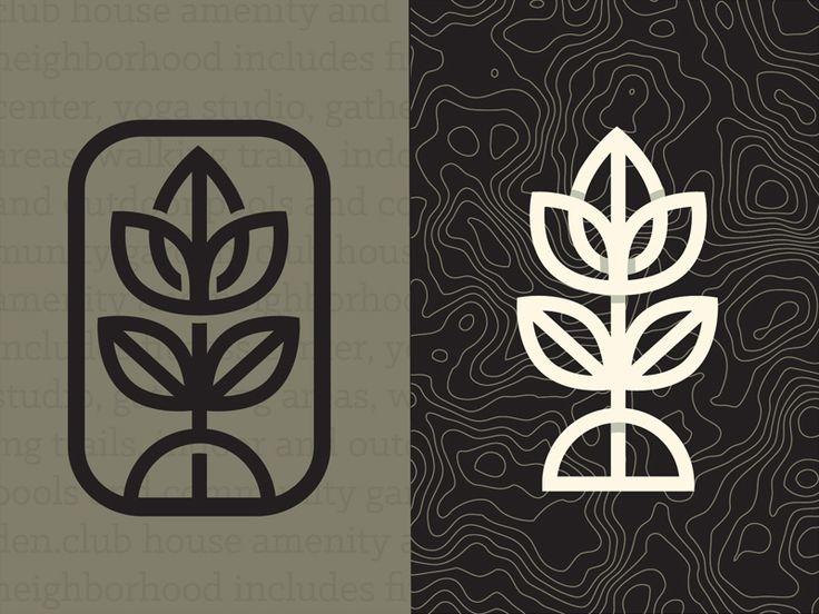 Logo Concept by Tad Carpenter Creative