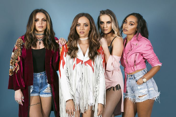Little Mix for BuzzFeed UK