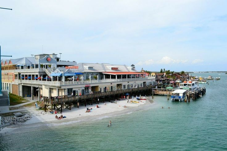 10 best images about treasure island florida on pinterest for Johns pass fishing