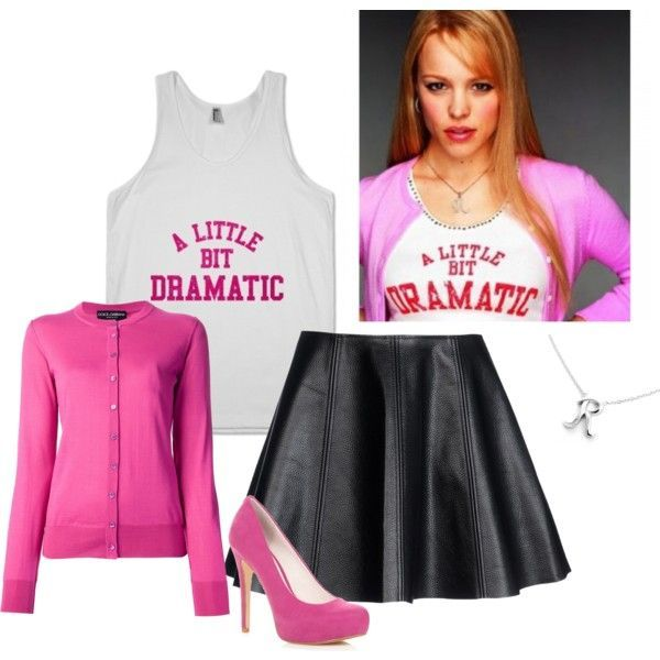Image result for regina george costume