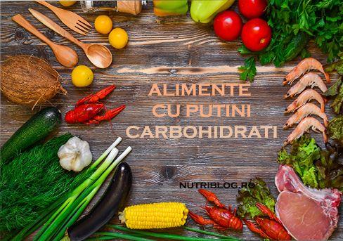 Alimente care conțin foarte puțini carbohidrați (sau deloc)