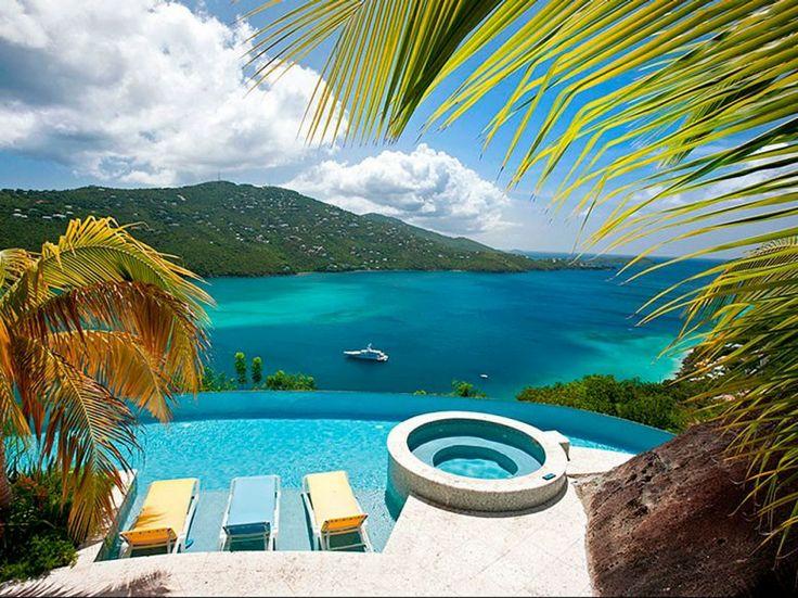 St. Thomas- Dream Villa Rentals Around the World : Condé Nast Traveler
