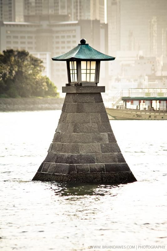 SCENERY/LIGHTHOUSE/WATER/JAPAN/BRIAN DAWES PHOTOGRAPHY
