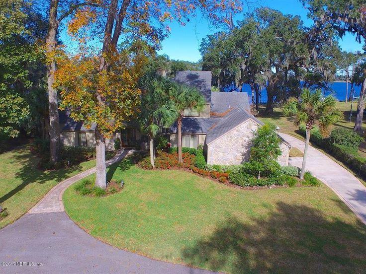 Ft. Caroline Riverfront Luxury Property For Sale