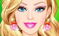 Barbie Romantische Prinses Aankleden