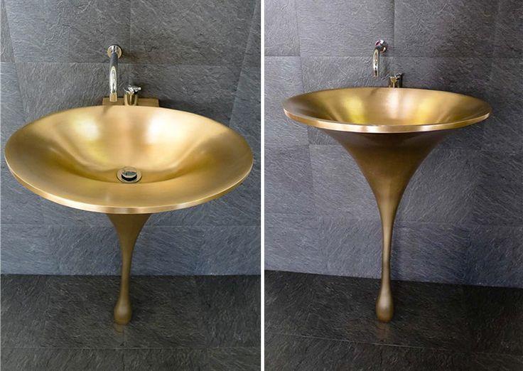 Best Worlds Best Functional Sinks Images On Pinterest - Cool fruit inspired bathroom sinks lemon by cenk kara