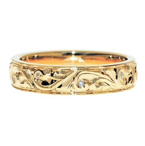 Engraved Rings Australia