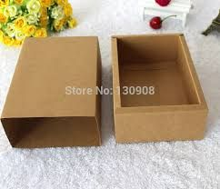 Image result for clothing packaging  brown paper box