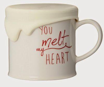 Treasures By Brenda: 31 DAYS OF COFFEE MUGS: Starbucks You Melt My Heart Mug #starbucks #mugs