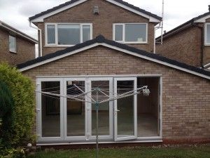 Wragby Close, Brandlesholme, Single Storey Rear Extension - Pymgate Developments Ltd