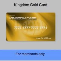 Kingdom Card