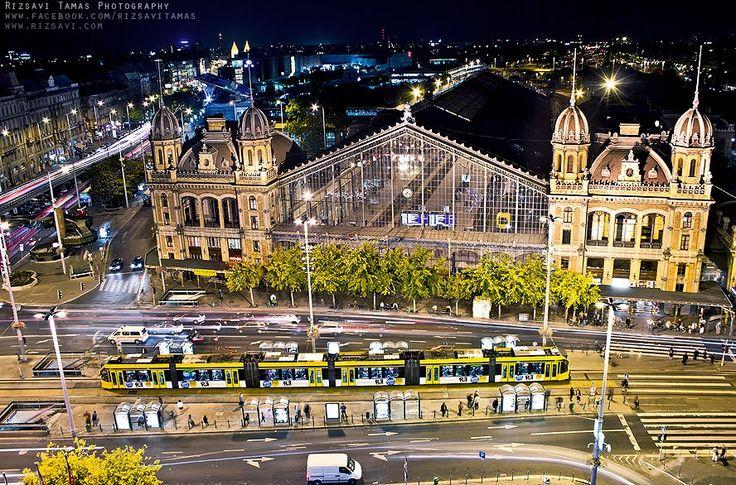 Budapest Western Railway Station, Hungary