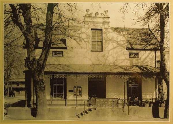 Municipal Offices Mill Square Stellenbosch
