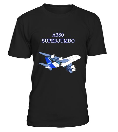 "# A380 SUPER JUMBO AIRPLANE ADULT KIDS CHILDREN PLANE T-SHIRT .  Special Offer, not available in shops      Comes in a variety of styles and colours      Buy yours now before it is too late!      Secured payment via Visa / Mastercard / Amex / PayPal      How to place an order            Choose the model from the drop-down menu      Click on ""Buy it now""      Choose the size and the quantity      Add your delivery address and bank details      And that's it!      Tags: A380 SUPER JUMBO…"