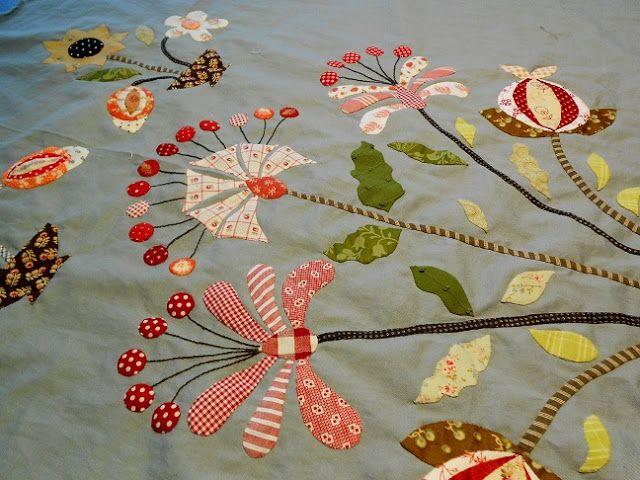 Supergoof Quilts:  gorgeous!
