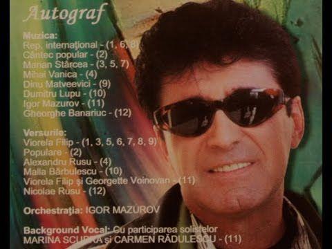 "Album full ""AUTOGRAF"" -   Gabriel Dorobantu"
