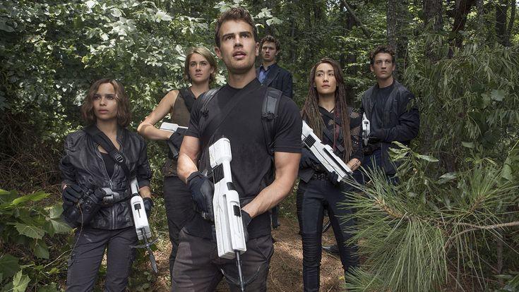 Lionsgate Stock Falls as Analysts Assess 'Allegiant' Damage #Entertainment_ #iNewsPhoto