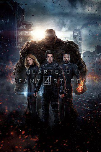 Assistir Quarteto Fantástico online Dublado e Legendado no Cine HD