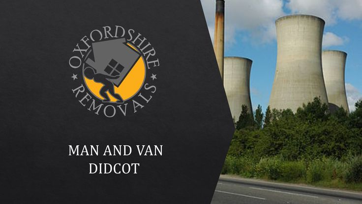 Man and Van Didcot