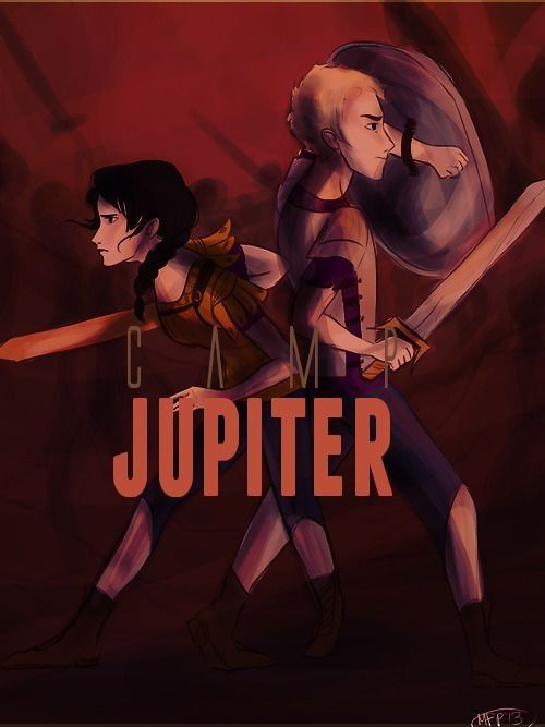 Camp Jupiter , Reyna and Jason Grace