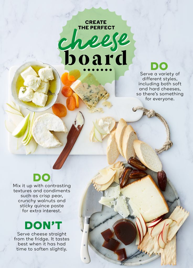 How to create the perfect cheese board every time