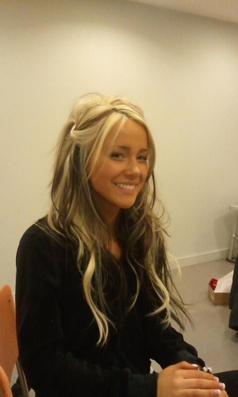 Caity Christine Lepore Hair Heaven Pinterest Blondes
