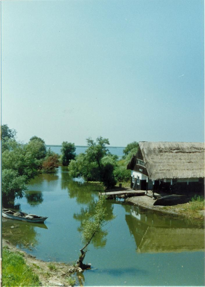 cherhana, Danube Delta, Romania