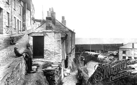 Mevagissey, Up Along 1924, Cornwall