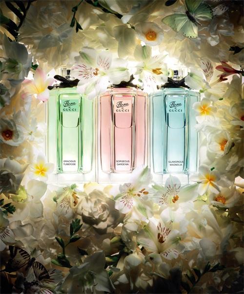 グッチから「フローラ」の5つの花をテーマにしたフレグランスコレクションが発売 - 写真   ファッションニュース - ファッションプレス