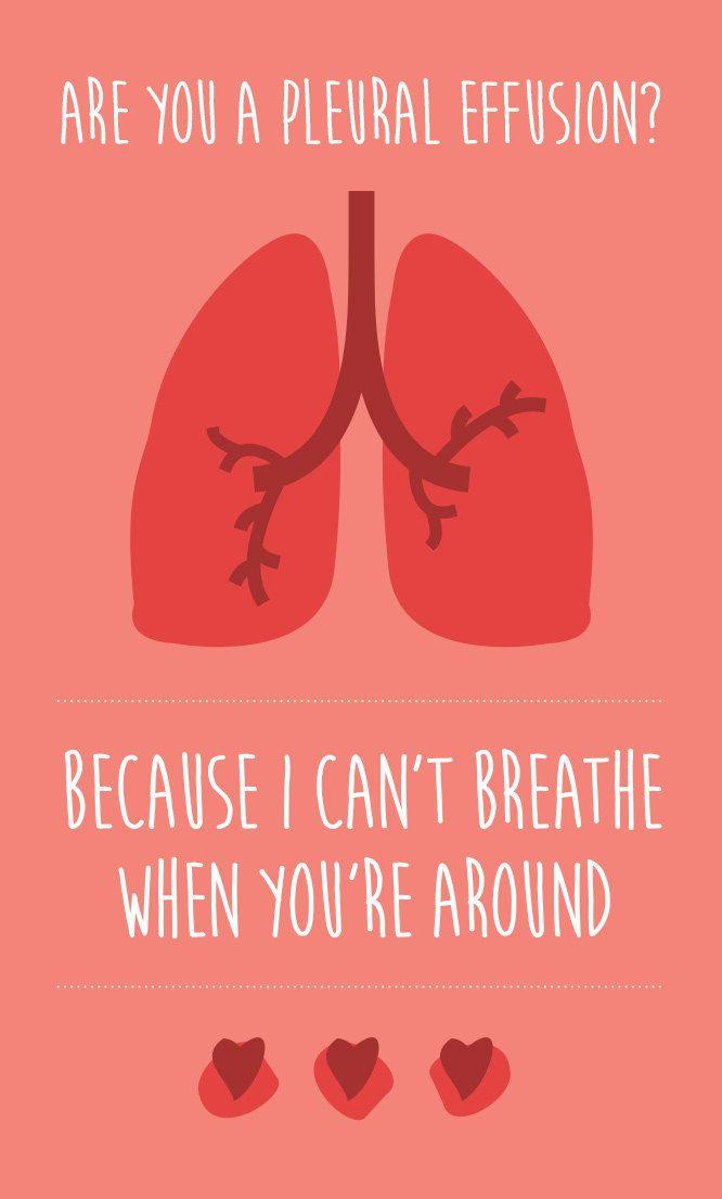 Funny Nurse Valentine S Day Card Full Set Download 12 Etsy Medical Quotes Medical Jokes Medical Humor