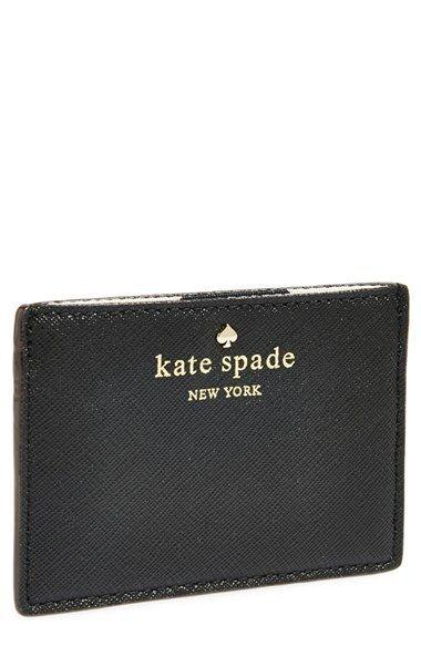 kate spade new york 'cedar street' card holder available at #Nordstrom