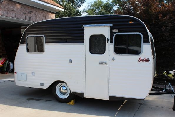 1969 Serro Scotty; excellent exterior paint and interior layout would be ideal for Eddie.
