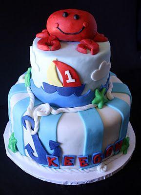 cake -crab