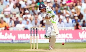 Ian Bell England's Ian Bell drives for f