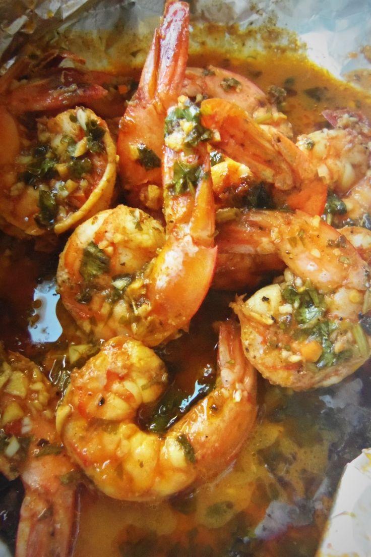 Spicy Cilantro Garlic Shrimp – Hispanic Kitchen
