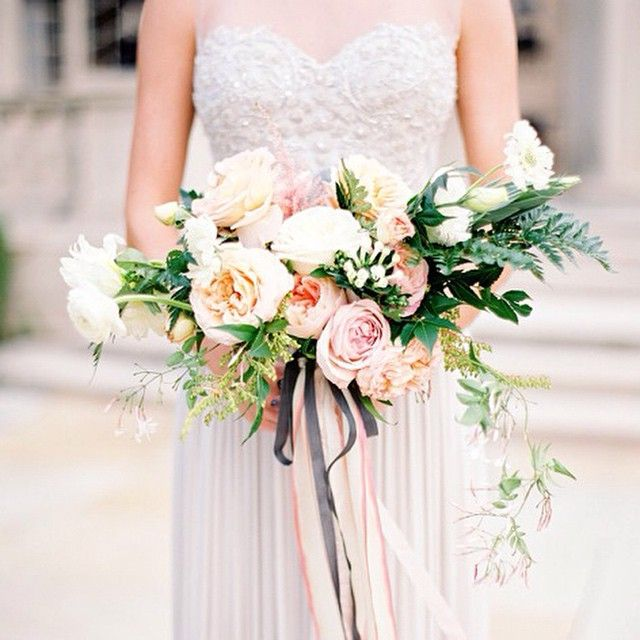 Romantic Pastel Copper Inspiration Shoot is live on @smpweddings today! This…
