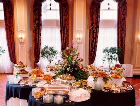 unique banquet layouts setups table of contents great
