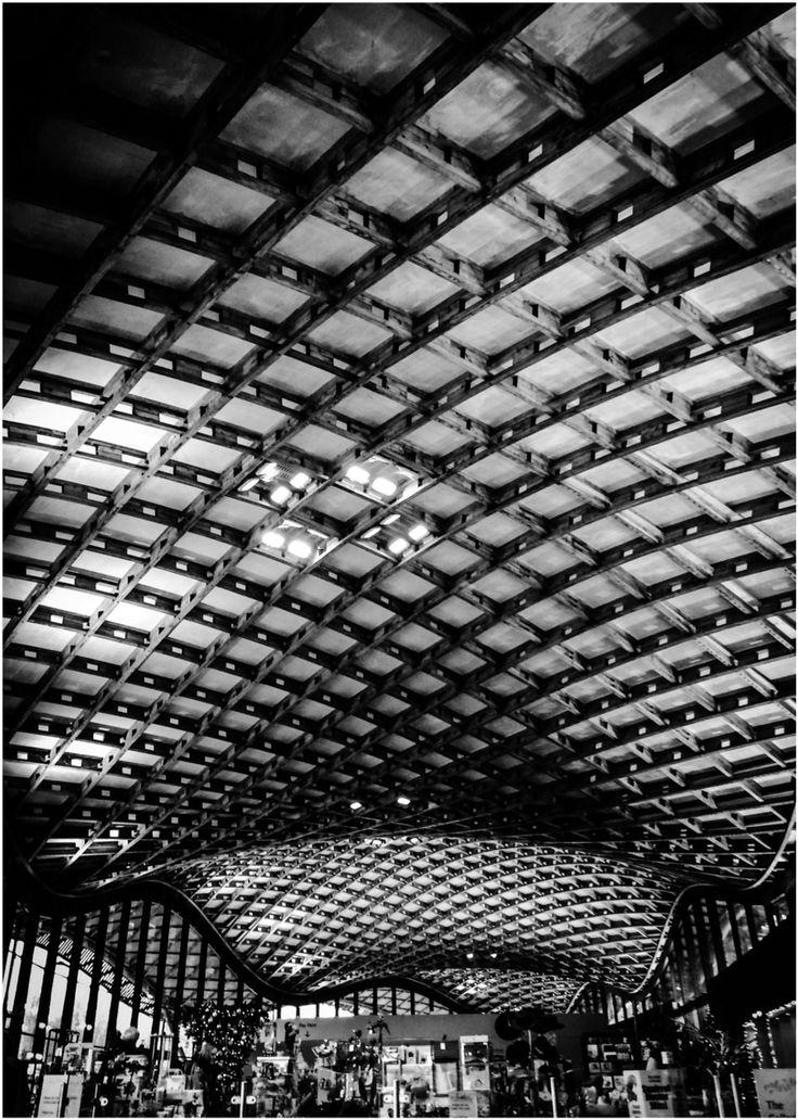 Wavy Ceiling