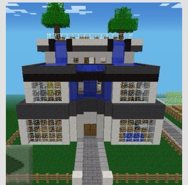 Minecraft Simple Modern House Designs: 1000+ Images About Minecraft On Pinterest