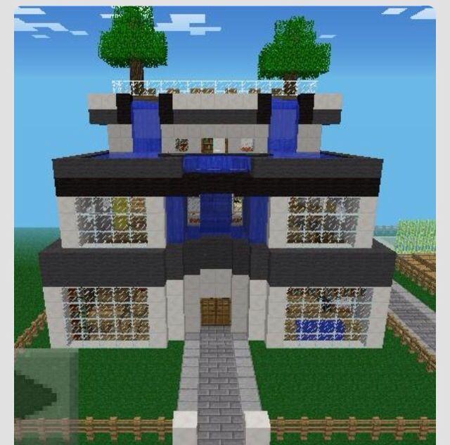 Die Besten Bilder Zu Minecraft Auf Pinterest - Minecraft hauser leicht