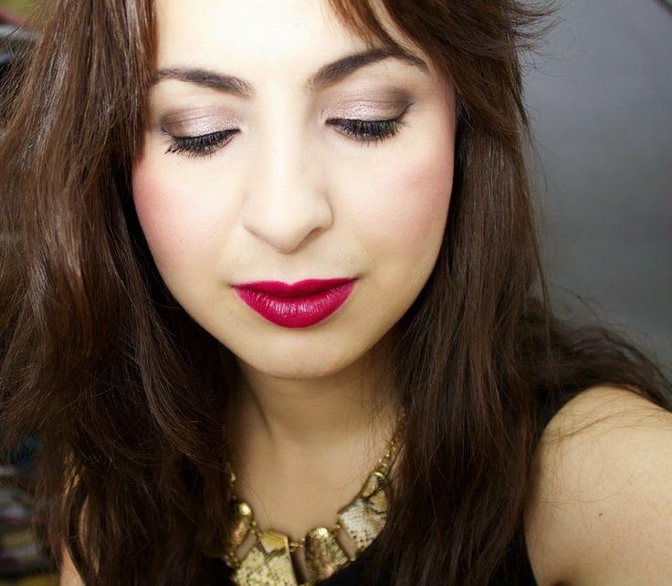 A Night Out Makeup  ********************* maquillage de soirée ********************* GRWM
