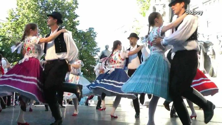 Dances of Kalocsa (Hungarian)