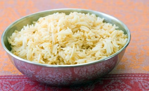 Epicure's Ginger Rice